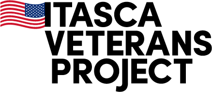 Itasca Veterans Project Logo